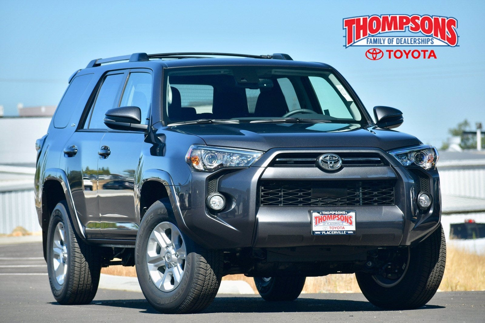 Inc TOYOTA Au-Tomotive Gold Name Badge License Plate 4Runner Chrome on Mirrored
