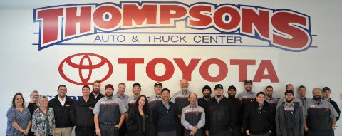 Thompson Toyota Placerville >> Find Your Dream Car At Thompsons Toyota In Placerville Ca